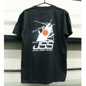 画像1: JSSオリジナルTシャツ スモークブラック 大きいサイズあり