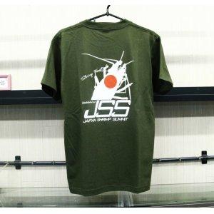 画像1: JSSオリジナルTシャツ カーキ