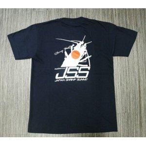 画像2: JSSオリジナルTシャツ ネイビー 大きいサイズあり